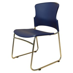 EVA-05C-guest chair-dark blue