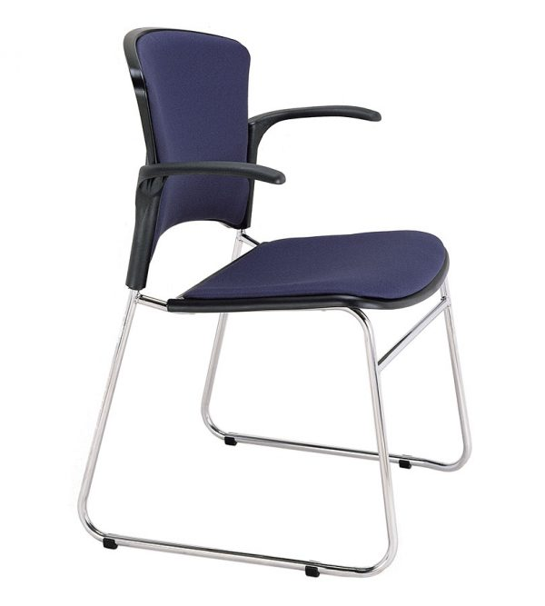 EVA-05CA-guest chair with arms