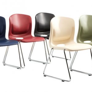 TS-05C-stacking guest chair