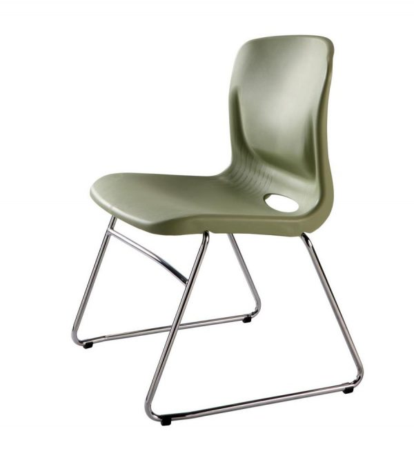 TS-05C-guest chair-olive green