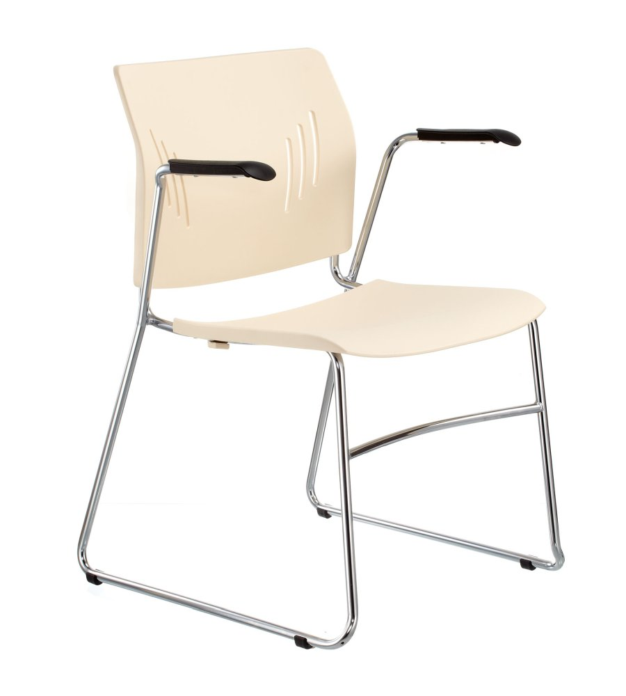 ACE-05A armchair, color: ivory
