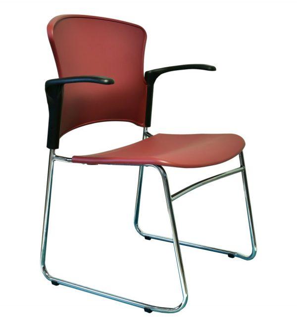 eva-05ca-armchair-red