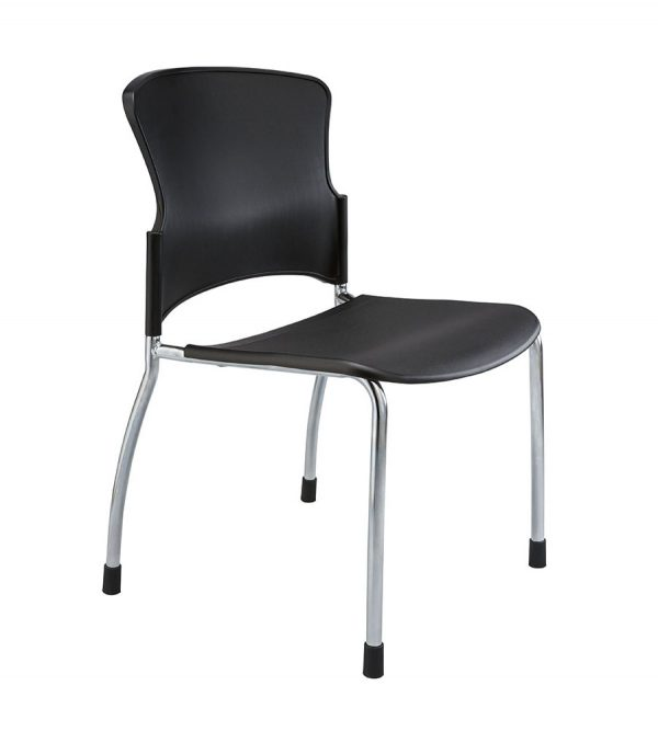 EVA-06C-side chair-black